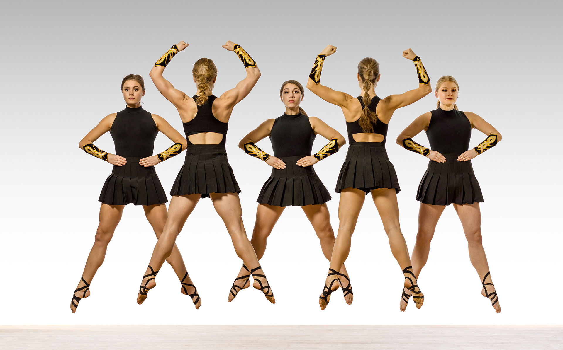 Trinity Irish Dance Company Image