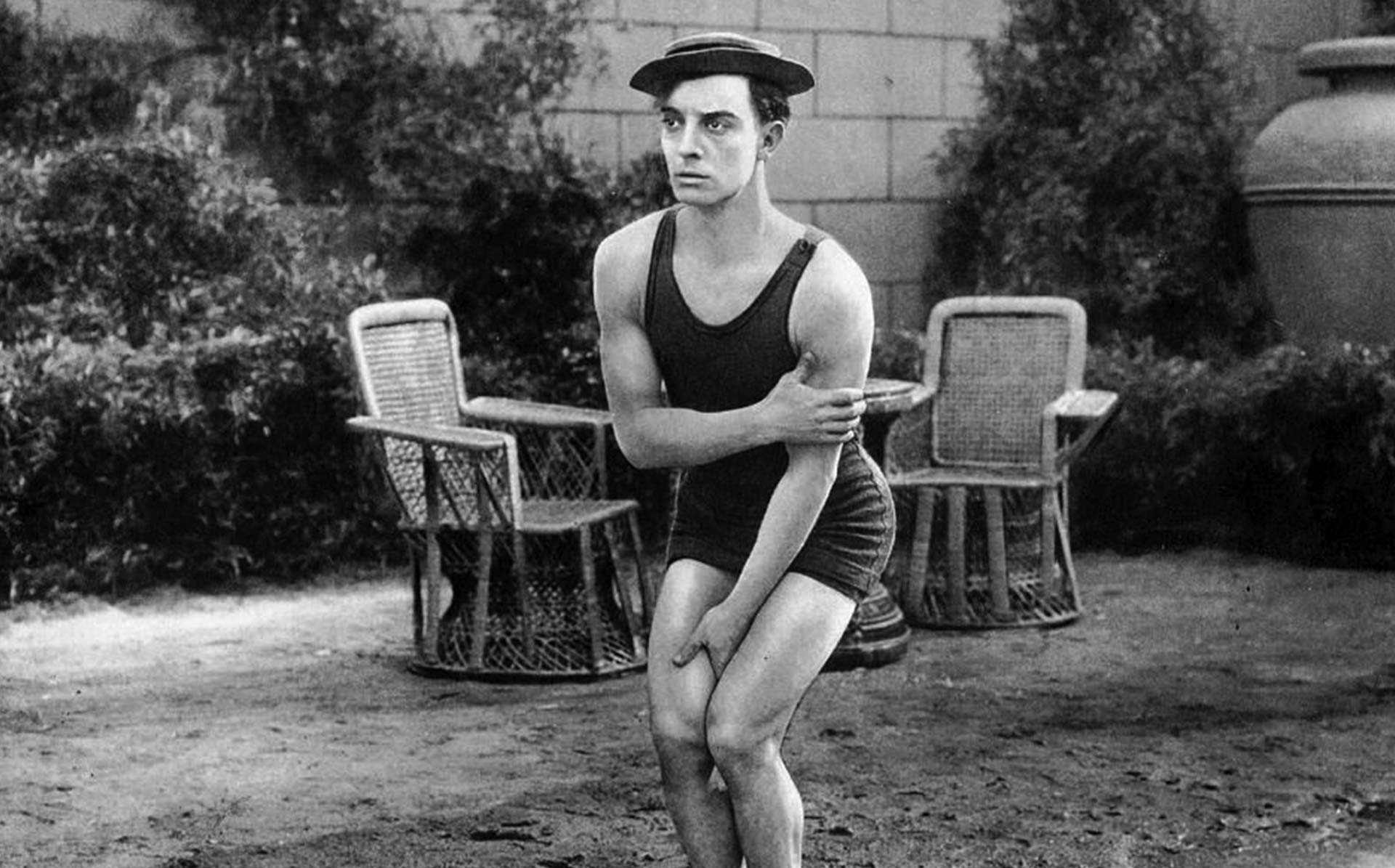 Buster Keaton Comedy Short